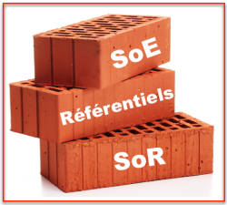 SoR SoE Référentiels 3 bricks