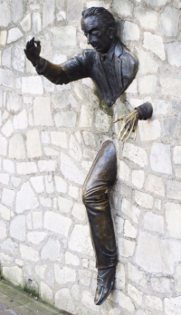 Passe Muraille Montmartre
