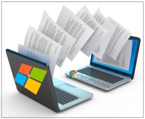 Migration Windows - Chromebook