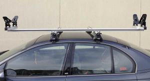 Porte Pirogue toit voiture
