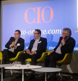 CIO Table ronde DSI