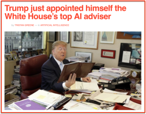 Trump top AI adviser