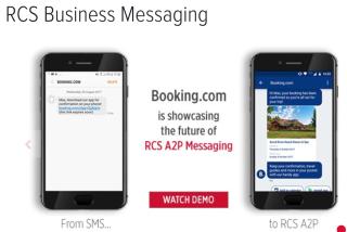 RCS exemple Booking.com*