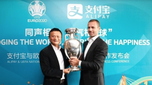 Alipay deal with UEFA