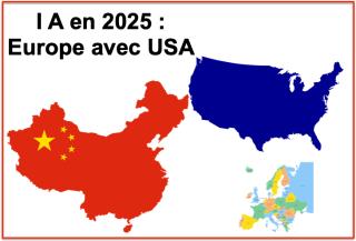 IA - USA CHINA EUROPE 2025 - scenario USA +Europe