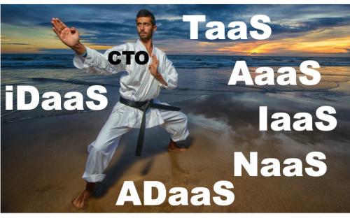 CTO Master Karaté aaS