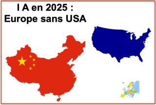 IA - USA CHINA EUROPE 2025 - scenario Europe alone