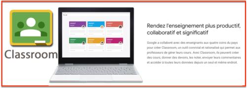 Google Classroom + Logo