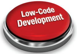 Logo Low code development