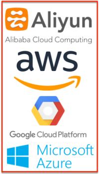 Logo Géants Cloud