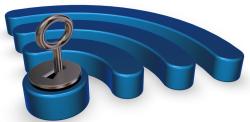 AdS DPC wireless symbol with key S 173234095