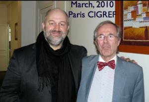 Louis Naugès et Werner Vogels mars 2010 Cigref copie