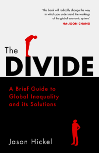 Book the divide Jason Hickel