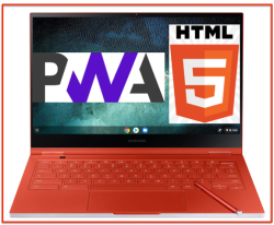 Chromebook   PWA HTML5