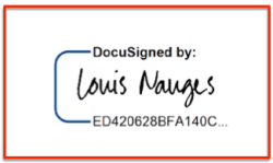 Docusigned by Louis Naugès 2