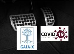 Frein et accélérateur COVID GAIA
