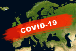 AdS DPC COVID-19 over Europe S
