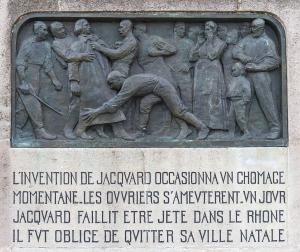 Monument Jacquard Chomage