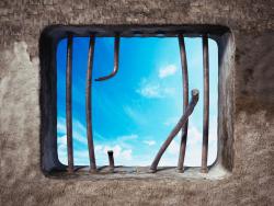 AdS DPC jail prison window open S 159270914