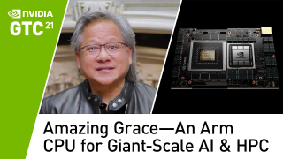 ARM GRACE ARM CPU