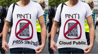 Anti Pass Sanitaire  anti cloud public