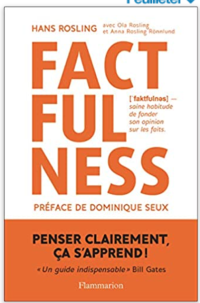 Couverture livre Factfulness