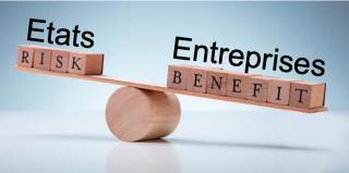 Risques états bénéfices entreprises