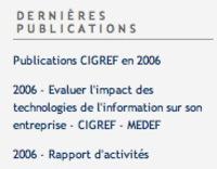 Cigref_publications_2006