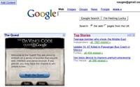 Google_home_page_da_vinci