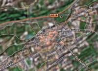 Ille_sur_tet_google_earth