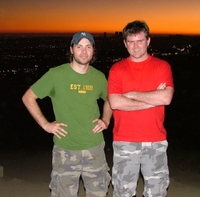 Sam_mike_in_hollywood_hills