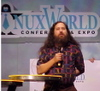 Stallmann_at_linuxworld