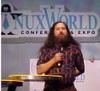 Stallmann_at_linuxworld
